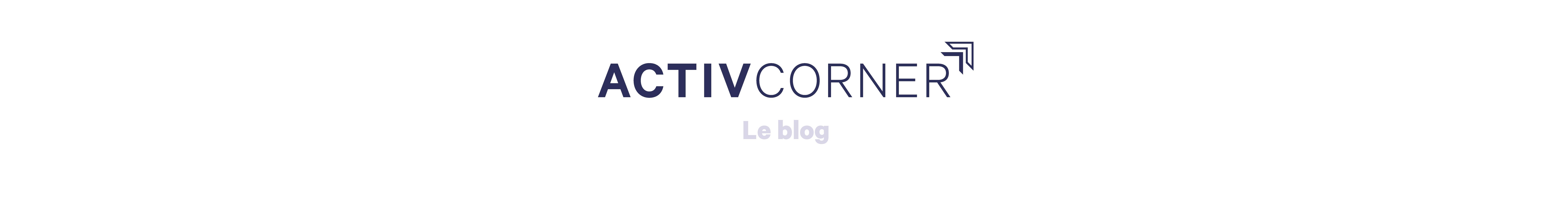 ActivCorner le Blog